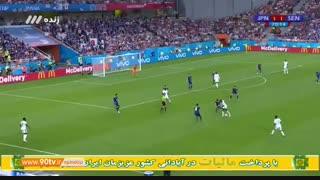 خلاصه جام جهانی: ژاپن ۲-۲ سنگال