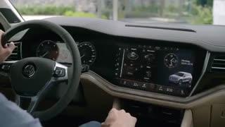 2019 Volkswagen Touareg INTERIOR