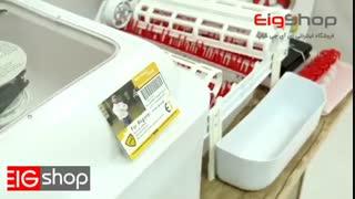 تجهیزات داخل بسته بندی دستگاه جوجه کشی خانگی 96 تایی