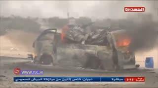 قتل عام هولناک آوارگان در الحدیده یمن توسط جنگندههای سعودی