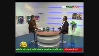 یک ایرانی ادعا می کند که می تواند شوره زار ها را به جنگل تبدیل کند و این کار را کرده است!!!