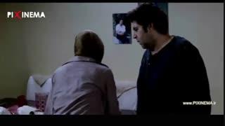 سکانس درگیری پونه و مجید و قتل او به صورت غیره عمد و اتفاقی در فیلم بخاطر پونه