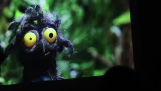 ساخت پرنده برای انیمیشن استاپ موشن
