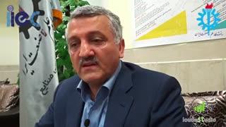 مصاحبه با پروفسور رضا توکلی مقدم