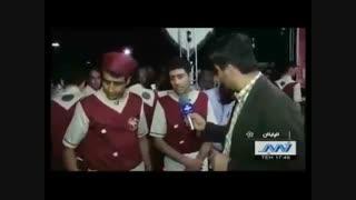 گزارش سیما از جشنواره کباب گلپایگان
