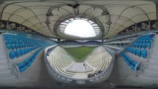 تور 360 درجه استادیوم ولگروداد روسیه
