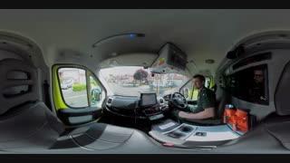 عملکرد اورژانس انگلیس  360 درجه