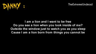 hollywood undead_  LION