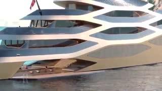 قایق های لوکس آینده