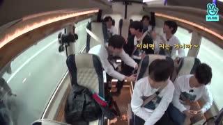 -   برنامه ی BTS RUN قسمت 53 ~بازیرنویس فارسی