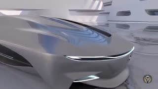 خودروی مفهومی اپل در سال 2050/Opel Alcyone