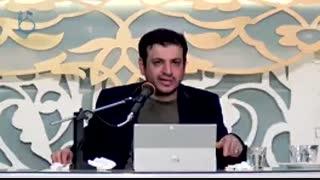 استاد رائفی پور _ حضور ایرانیان در منطقه و مرزهای اسرائیل
