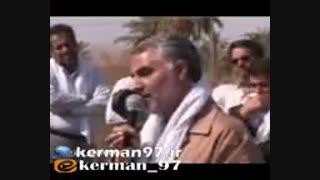 گریه های سردار سلیمانی