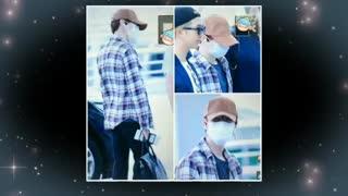 میکسی از تمامی عکس ها و ویدیو های پسرای بنگتن ( bts ) امروز در فرودگاه کره به سمت تایوان