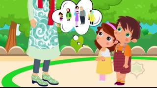 انیمیشن هدهد دانا - چگونه روابط ایمن را به کودکان بیاموزیم؟