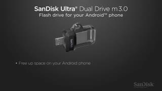 فلش مموری Sandisk ULTRA DUAL DRIVE M3.0