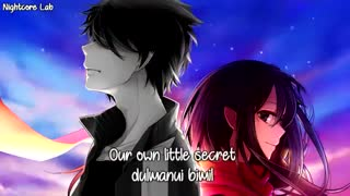 nightcore-blood sweat and tear