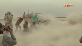 مبارزه نیروهای بسیج مردمی عراق در مقابله با داعش در مستند کاپیتان