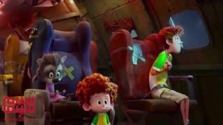 آنونس انیمیشن «هتل ترانسوالنیا۳»