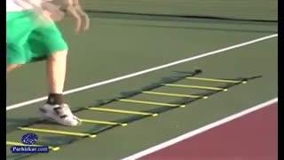 روش اجرای تمرینات چابکی، تعادل، هماهنگی عصبی- عضلانی برای ورزشکاران حرفه ای