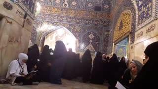 بچه ها برنامه عوض شد تا 23 مشهدیم اگه دعایی دارین زود تر بگین