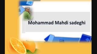 محمدمهدی صادقی