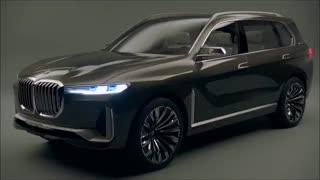 معرفی خودروی BMW X7