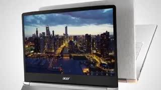 ویدیو معرفی لپ تاپ Acer سری swift 5