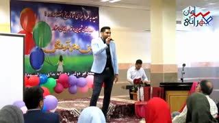 استندآپ کمدین سامان طهرانی در جشن روز دختر