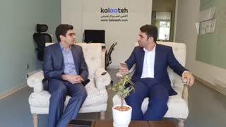 مصاحبه با حمیدرضا محمودی مدیر عامل فست کلیک، نینی سایت، تی وی پلاس و ...