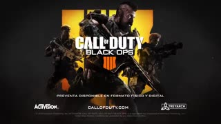 تیزر بخش مالتی پلیر بازی COD: Black Ops 4