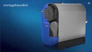 دیگ های چگالشی بوش/بودروس- condensing boiler
