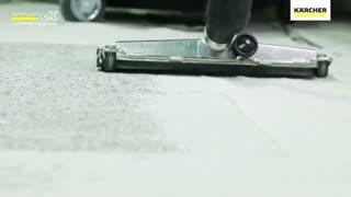 جاروبرقی آب و خاک - جاروبرقی فوق حرفه ای - دستگاه مکنده صنعتی
