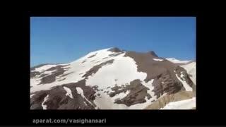 زرکوه بختیاری دراستان چهارمحال وبختیاری