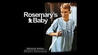 موسیقی فوقالعاده فیلم Rosemary's Baby