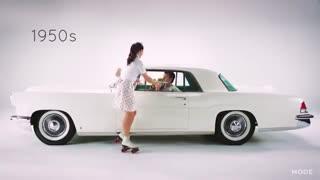 100 Years of Luxury Cars