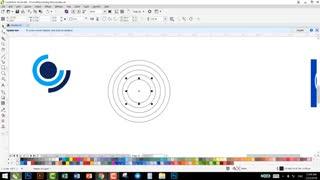 آموزش طراحی لوگو و کاراکتر و اینفوگراف و استیکر ( Rahagfx.com )