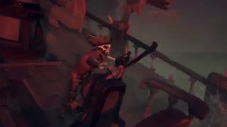 تریلر بسته الحاقی Cursed Sails بازی Sea of Thieves