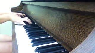 کاور پیانو آهنگ Peter pan  از EXO