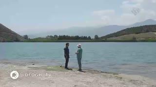 هوای تازه - دریاچه ولشت تکه ای از طبیعت بهشتی ایران