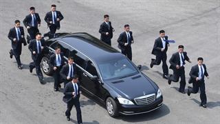 ویژگی های عجیب ماشین رهبر کره شمالی