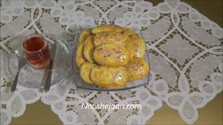 روش پخت نان فطیر شیرین