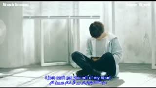 میکس ویدیوهای گروه BTS : نمـیتونم تو رو از سرم بیرون کنم