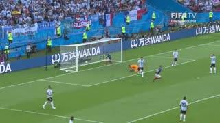 برترین گل جام جهانی انتخاب شد
