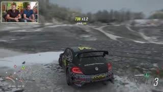 گیم پلی بازی Forza Horizon 4
