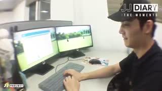 - JJ project - GOT7 قسمت نهم برنامه JJ Diary از جی بی و جینیونگ گات سون + ساب فارسی