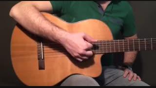 آموزش گیتار: جلسه ۱۱ قسمت ۳، ریتم ۲/۴