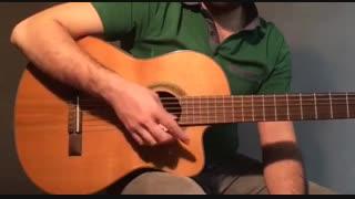 آموزش گیتار: جلسه ۱۲ قسمت ۱، ریتم ۲/۴ پیشرفته