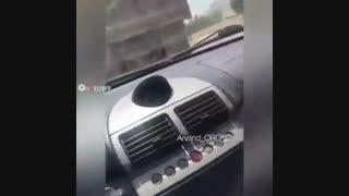راننده باید مشتی باشه