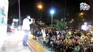 اجرای آهنگ زیبای شهاب مظفری در پارک ستارخان
